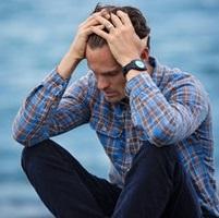 Sad Husband