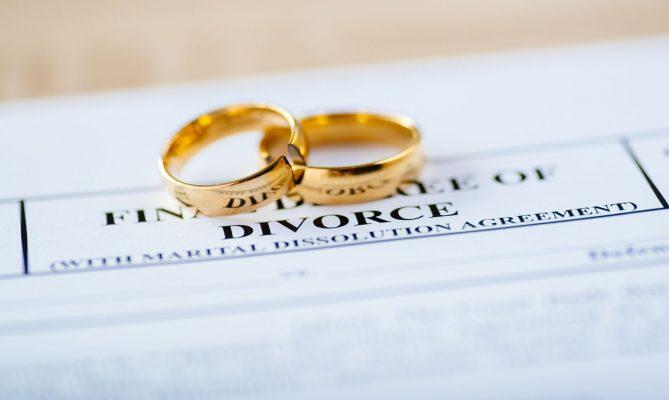 Divorce: Proving Co-Habitation