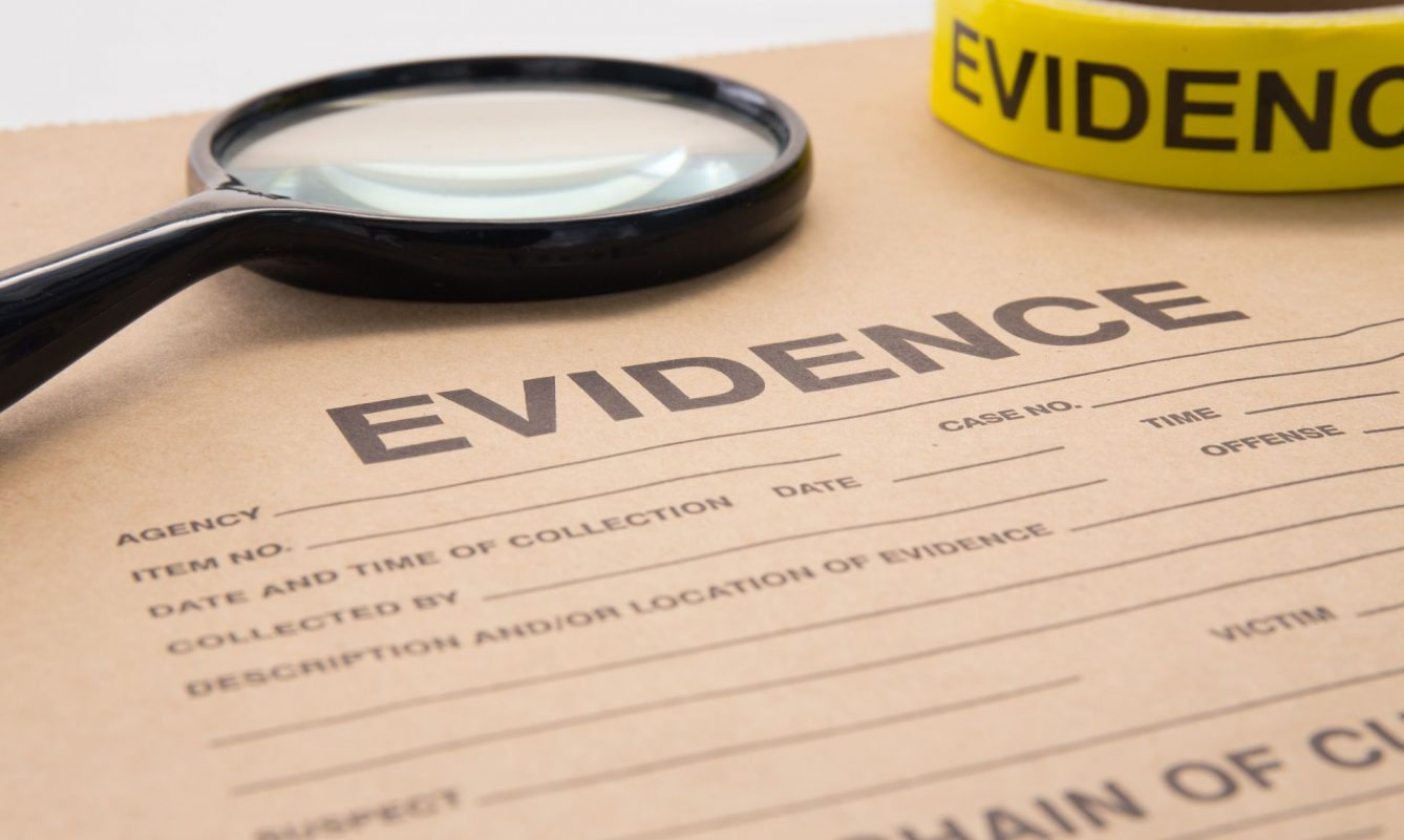 Court Admissible Evidence