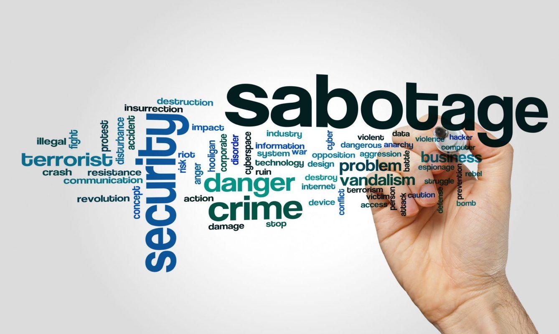 Employee Sabotage