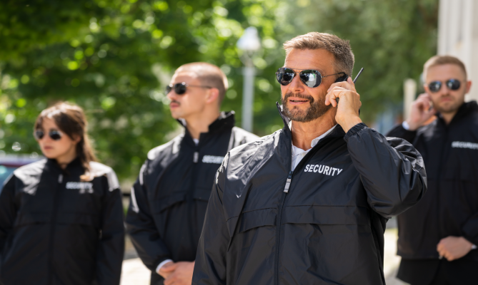What is Close Protection?